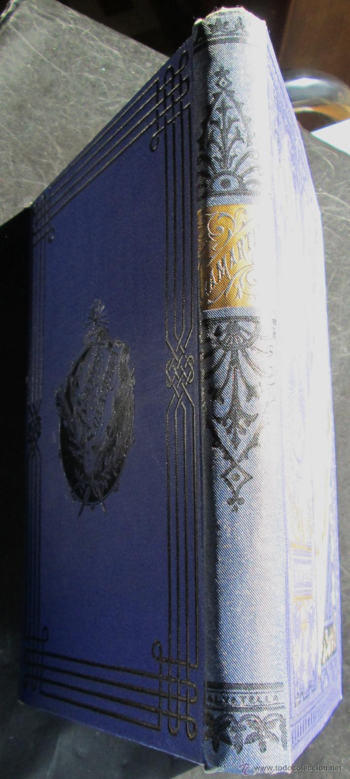 Libros antiguos: JOCELIN: EPISODIO - LAMARTINE - Foto 3 - 45180470
