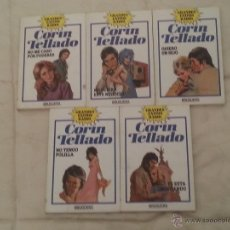 Libros antiguos: CORIN TELLADO - GRANDES EXITOS RADIO. Lote 45266150