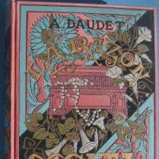 Libros antiguos: LA RAZON SOCIAL--- A. DAUDET. Lote 45718372