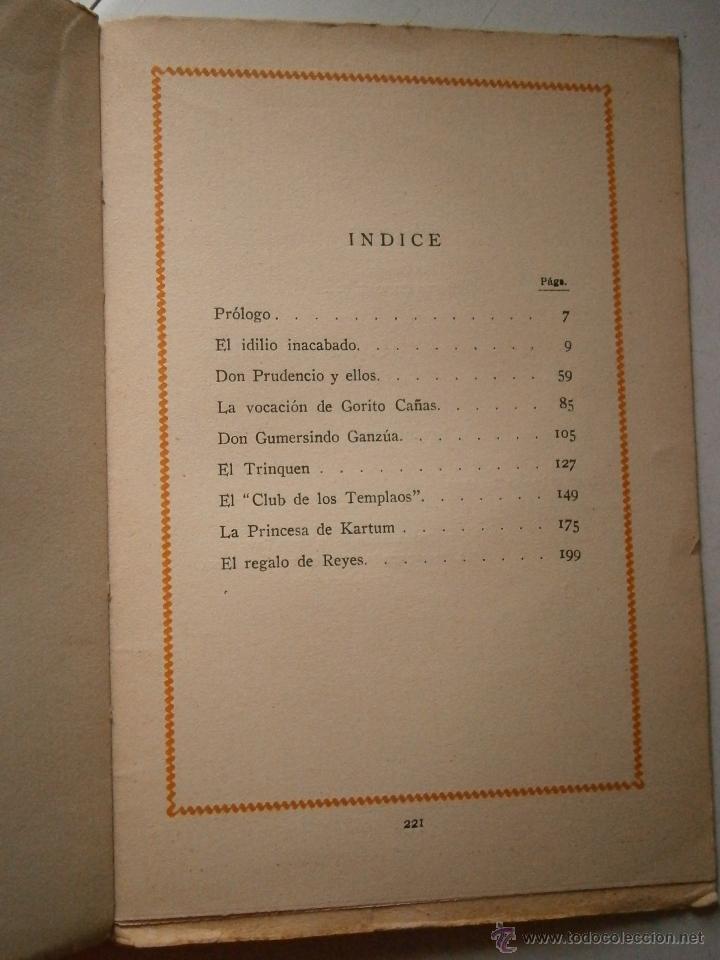 Libros antiguos: EL IDILIO INACABADO TORRALBA DE DAMAS Atenas 1928 - Foto 16 - 46712768