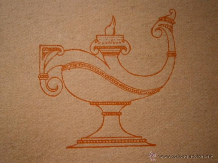 Libros antiguos: EL IDILIO INACABADO TORRALBA DE DAMAS Atenas 1928 - Foto 18 - 46712768
