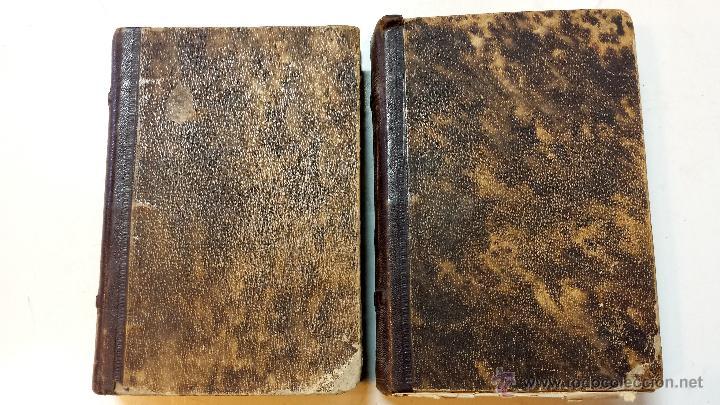 Libros antiguos: OSCAR Y AMANDA. POR REGINA MARIA ROCHE. ESPASA HNOS EDITORES. AÑO 1868. 2 VOLUMENES.VER - Foto 2 - 47776528