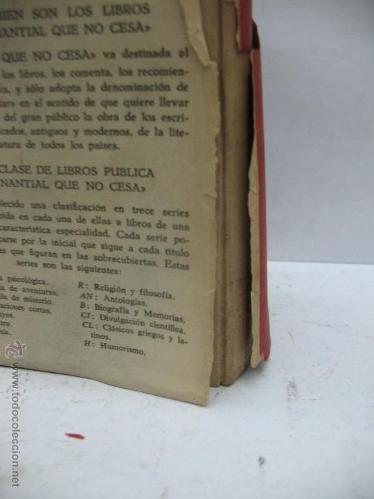 Libros antiguos: Libro Lo que el viento se llevó Margaret Mitchell Editor José Janés Barcelona - Foto 2 - 47889298