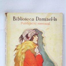 Libros antiguos: LIBRO EN CATALÁN - EL TRIPIJOC DE LA QUITÈRIA. CLOVIS EIMERIC - BIBL. DAMISELA -ED. PEGASO, AÑO 1926. Lote 48399606