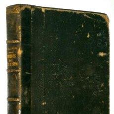 Libros antiguos: ERRORES DEL CORAZÓN POR M. MARYAN DE EDITORIAL EVA EN MADRID S/F (1900). Lote 48467051