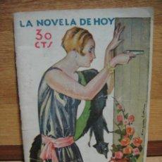 Libros antiguos: DENTRO DE LA LEY - RAFAEL DE MORALES - LA NOVELA DE HOY Nº 347 - AÑO 1929. Lote 48590479