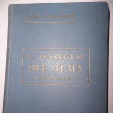 Libros antiguos: EL DESPERTAR DEL ALMA. CARTAS A LOLITA. PRIMERA SERIE.(AÑOS 30). Lote 49019459