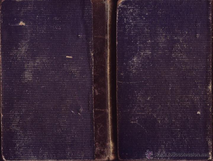 Libros antiguos: portadas anterior - Foto 2 - 49020130