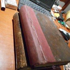 Libros antiguos: OSCAR Y AMANDA SEGUDA EDICION CON 26 LAMINAS DOS TOMOS. Lote 49626657