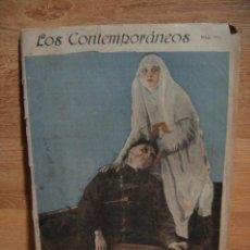 Libros antiguos: LA MUJER DEL HEROE - RODOLFO VIÑAS - SERIE LOS CONTEMPORANEOS AÑO 1924. Lote 49692306