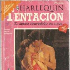 Libros antiguos: LOCA POR TI. LINDA LAEL MILLER. HARLEQUÍN. MADRID. 1993. Lote 50021416