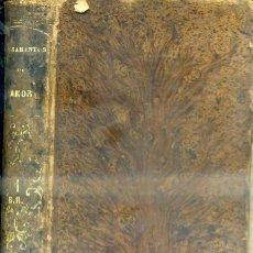 Libros antiguos: ANTONIO DE PADUA : LOS JURAMENTOS DE AMOR TOMO 1 (LA ILUSTRACIÓN, 1874) GRABADOS DE EUSEBIO PLANAS. Lote 51544132