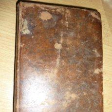 Libros antiguos: LIBRO ULTIMA DESPEDIDA DE LA MARISCALA A SUS HIJOS . CARACCIOLO . 10 ED AÑO 1823. Lote 52480464