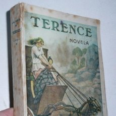 Libros antiguos: TERENCE - B. M. CROKER (CASA EDITORIAL HERNANDO). Lote 52735693