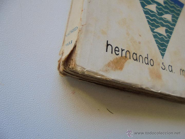 Libros antiguos: CANDELABRO, NOVELA-CONCHA ESPINA-1933-LIBRERÍA Y CASA EDITORIAL HERNÁNDO- - Foto 2 - 52965452