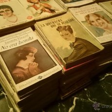Libros antiguos: LA NOVELA ROSA. GRAN LOTE DE MAS DE 180 NOVELAS. AÑOS 20 - 30. OCASIÓN!!. Lote 53051820