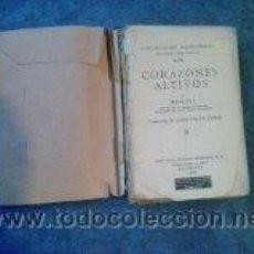 Libros antiguos: CORAZONES ALTIVOS, MAGALI, COLECCIÓN PRINCESA. 1933. Lote 53162698