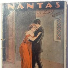 Libros antiguos: NANTAS. 192? EMILIO ZOLA . Lote 54079234