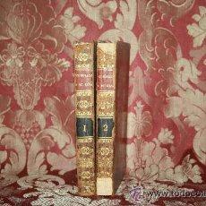 Libros antiguos: 5893- CONSEJOS A MI HIJA. N. BOUILLY. IMP. DENE HIJO. 2 TOMOS. 1821.. Lote 54641753