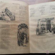 Libros antiguos: 1849-1852 CONJUNTO DE OBRAS: POESIAS+JARILLA SEÑORITA NOVELA ORIGINAL DE DOÑA CAROLINA CORONADO+..... Lote 54743096