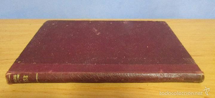 Libros antiguos: LA NOVELA ROSA JOSE -ARMANDO PALACIOS VALDES- 1º DE FEBRERO DE 1924 ENCUADERNADA (R. CHULIA VALEN) - Foto 3 - 55691456