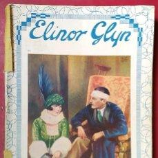 Libros antiguos: ELINOR GLYN . HOMBRE Y MUJER . EDITA 1927. Lote 55716391