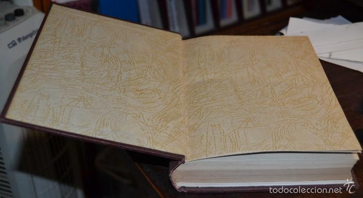 Libros antiguos: VOLUMEN ENCUADERNADO EN MOIRE CON 7 NOVELAS ROMANTICAS BIBLIOTECA ROCIO. BETIS AÑOS 1936 A 46. TAPAS - Foto 2 - 56158965