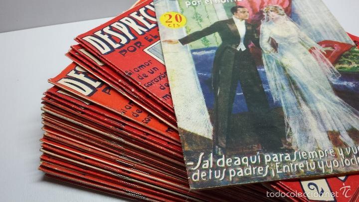 Libros antiguos: DESPRECIADA EN LA NOCHE DE SU BODA-DE HENRY DE TREMIERE-COLECCIÓN COMPLETA DE 38 UNIDADES - Foto 2 - 56511077