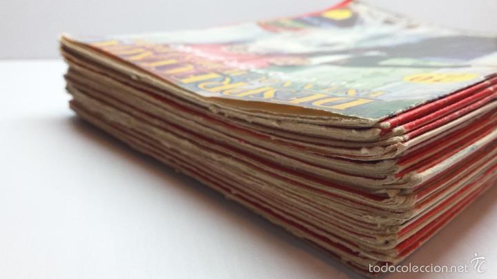 Libros antiguos: DESPRECIADA EN LA NOCHE DE SU BODA-DE HENRY DE TREMIERE-COLECCIÓN COMPLETA DE 38 UNIDADES - Foto 3 - 56511077