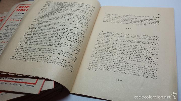 Libros antiguos: DESPRECIADA EN LA NOCHE DE SU BODA-DE HENRY DE TREMIERE-COLECCIÓN COMPLETA DE 38 UNIDADES - Foto 4 - 56511077