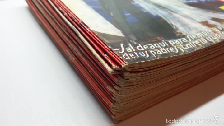Libros antiguos: DESPRECIADA EN LA NOCHE DE SU BODA-DE HENRY DE TREMIERE-COLECCIÓN COMPLETA DE 38 UNIDADES - Foto 6 - 56511077