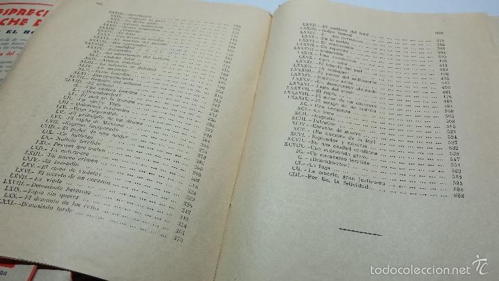 Libros antiguos: DESPRECIADA EN LA NOCHE DE SU BODA-DE HENRY DE TREMIERE-COLECCIÓN COMPLETA DE 38 UNIDADES - Foto 8 - 56511077