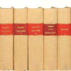 Libros antiguos: 7487 - EDI. UNIVERSIDAD NACIONAL DE MÉXICO. 9 VOLUM(VER DESCRIP). VV. AA. 1921-1923.. Lote 56608820