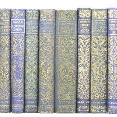 Libros antiguos: 7492 - EDITORES SEIX Y BARRAL. 12 VOLÚMENES. (VER DESCRIP). VV. AA. 1930-1952.. Lote 56681585