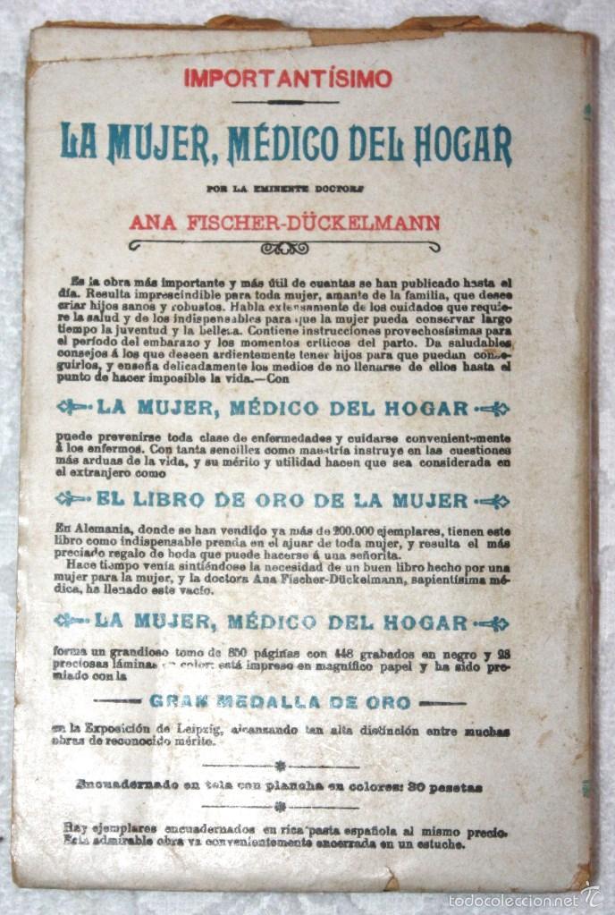 Libros antiguos: EL LIBRO DE LOS ENAMORADOS Y EL SECRETARIO DE LOS AMANTES. 1914 VALENTÍN DE LA RIOJA. ED. MAUCCI. - Foto 3 - 56974621