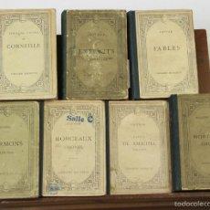 Libros antiguos: 7567 - LIBRAIRIE HACHETTE. 7 TOMOS. (VER DESCRIP). VV. AA. 1881-1892.. Lote 57098936