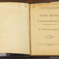 Libros antiguos: 7570 - BIBLIOTECA DE LA VANGUARDIA. 3 EJEM. EN 1 TOMO(VER DESCRIP). TIP. VANGUARDIA. S/F.. Lote 57100445