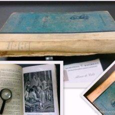 Libros antiguos: AÑO 1931.- LA VENGANZA DE UNA INDIA.- POR G.A. MAROLLA. 1ª EDICIÓN. VERSIÓN ESPAÑOLA ILUSTRADA. Lote 29981260
