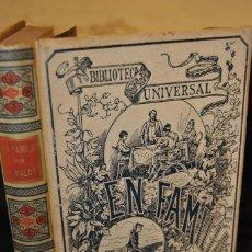Libros antiguos: EN FAMILIA. DE HECTOR MALOT. 1895. Lote 57578370