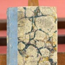 Libros antiguos: LP-276 - ANA LA IMBECIL. TOMO I. MIGUEL MASSON. IMP. UNIÓN COMERCIAL. 1843.. Lote 58146358