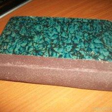 Libros antiguos: AMORES FRÁGILES. VÍCTOR CHERBULIEZ DE LA ACADEMIA FRANCESA. Lote 58357118