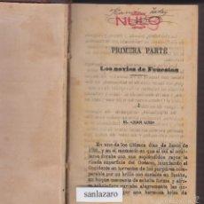 Libros antiguos: LOS NOVIOS DE FOUESTAN NOVELA ROMANTICA FRANCESA DEL AÑO 1920 APROX. 1032 PÁGINAS LL1430. Lote 58373006
