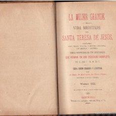Libros antiguos: LA MUJER GRANDE . Lote 58706760