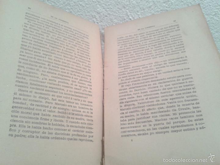 Libros antiguos: EN LA TORMENTA, ERNESTO DAUDET (1906) - Foto 4 - 60006931