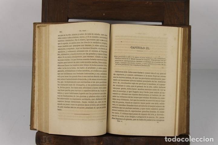 Libros antiguos: 4889- AVENTURAS DE GIL BLAS DE SANTILLANA. M. LASAGE. TIP. R. LABAJOS. 1876 2 VOL. - Foto 5 - 43908206