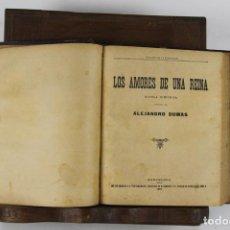 Libros antiguos: 5100- FOLLETIN DE LA PUBLICIDAD. 3 NOVELAS ENCUADERNADAS. IMP. ENRIQUE Y CIA. 1890/1901.. Lote 45093304
