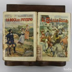 Libros antiguos: 5129-BIBLIOTECA DE GRANDES NOVELAS. COLECCION DE 28 TITULOS. EDIT. SOPENA. AÑOS 30.. Lote 45196910