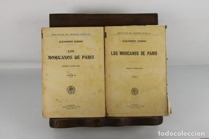 Libros antiguos: 5129-BIBLIOTECA DE GRANDES NOVELAS. COLECCION DE 28 TITULOS. EDIT. SOPENA. AÑOS 30. - Foto 2 - 45196910