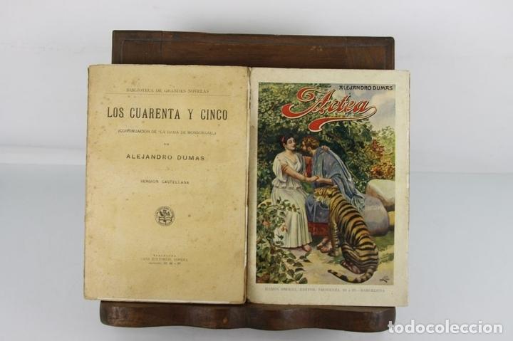 Libros antiguos: 5129-BIBLIOTECA DE GRANDES NOVELAS. COLECCION DE 28 TITULOS. EDIT. SOPENA. AÑOS 30. - Foto 3 - 45196910