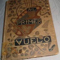 Libros antiguos: AL PRIMER VUELO DE J.M. DE PEREDA, TOMOS II 1891, IMPRENTA DE HENRICH Y CIA. Lote 67873081